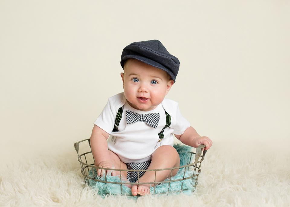 Baby Photographer Jasmin Rupp Photography Wichita KS